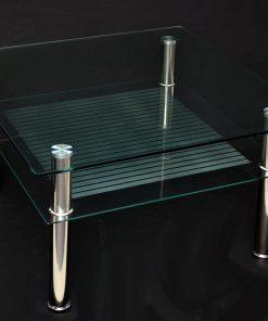 glastisch 70 cm