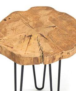 Tischplatte Baumscheibe