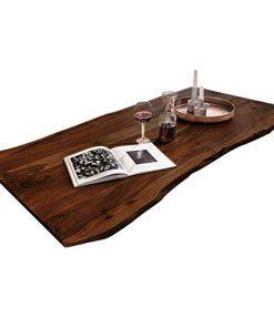 Tischplatte Baumkante